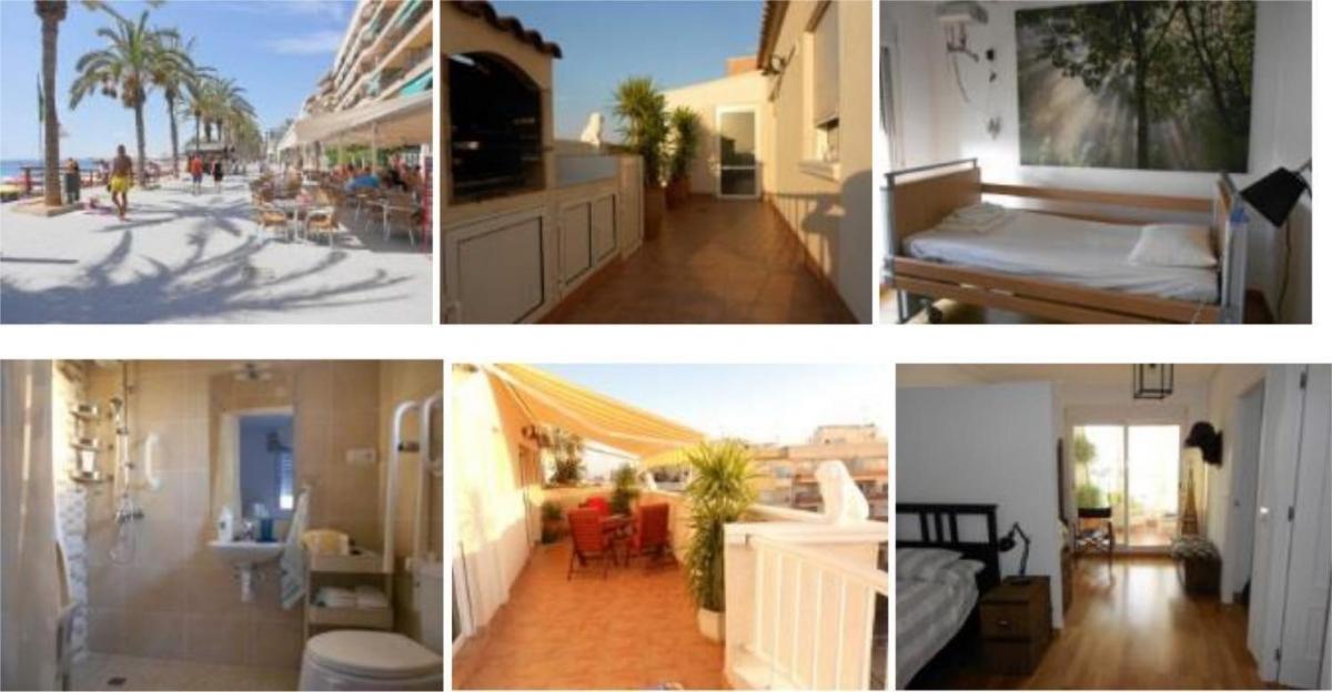 lediga lägenheter spanien